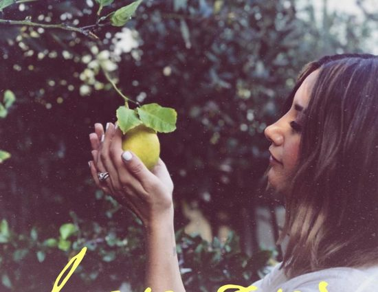 "Ashley Tisdale Announces New Song, ""Lemons"""